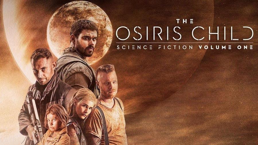 The Osiris Child: un interessante mix dei vari generi della fantascienza