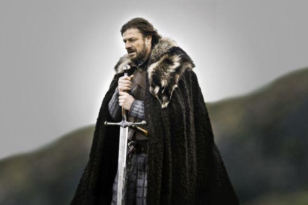 La realizzazione di Ghiaccio, la spada di Ned Stark