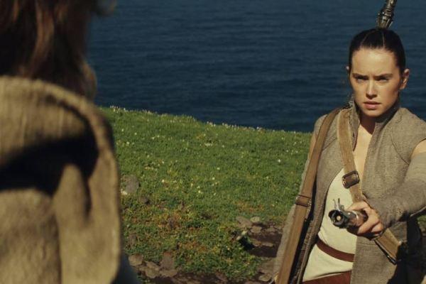 Nuovo spot di Star Wars gli ultimi Jedi che rivela una frase di Luke