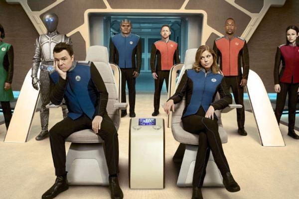 The Orville rinnovata per una seconda stagione