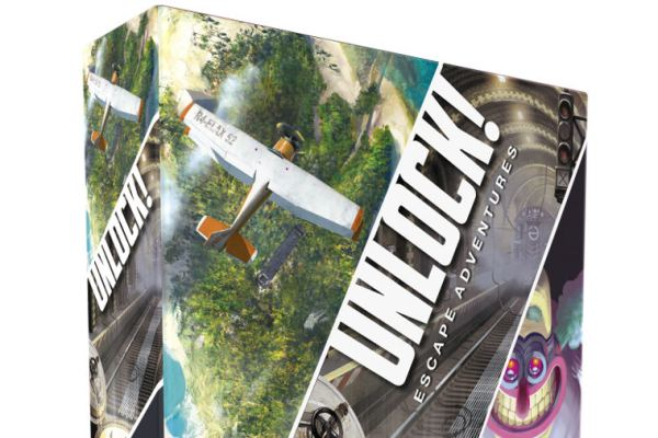 Unlock! Vs David Arnold/Michael Price (Sottofondo Ludico)
