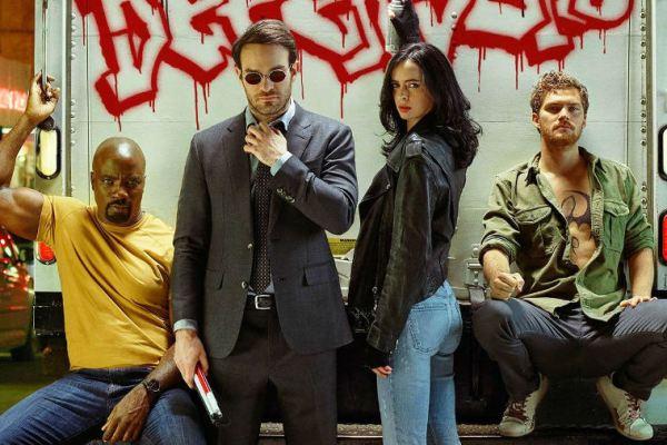 The Defenders: il nuovo trailer