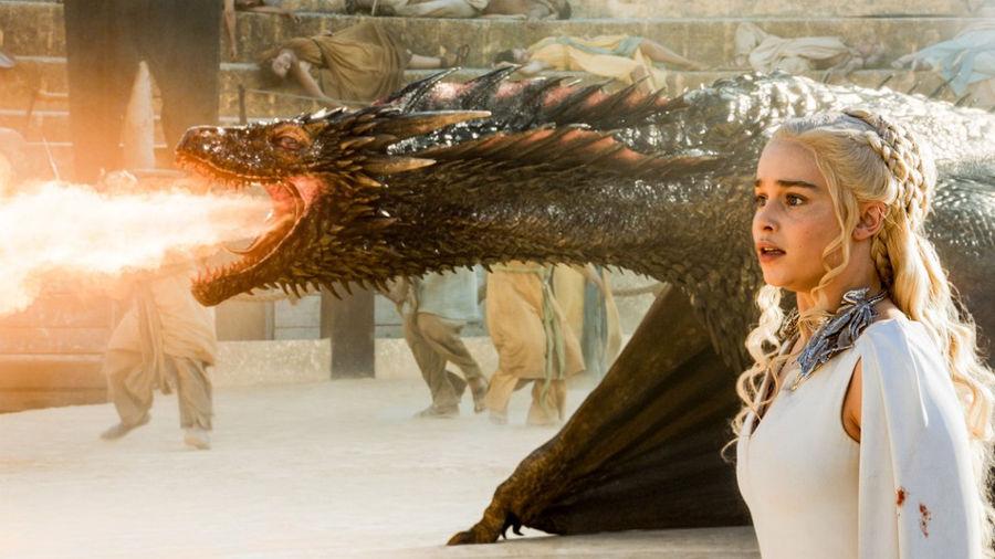 """Game of Thrones potrebbe entrare nel Guinness dei Primati per gli """"arsi vivi"""""""