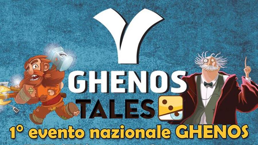 In arrivo: Ghenos Tales
