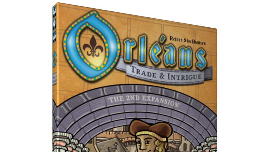 Orleans intrigo – Unboxing