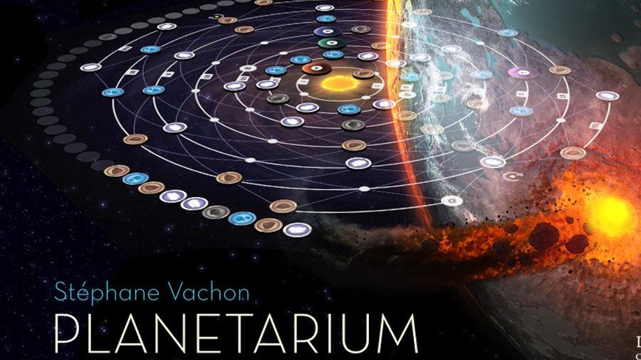 Planetarium – Creando un sistema solare