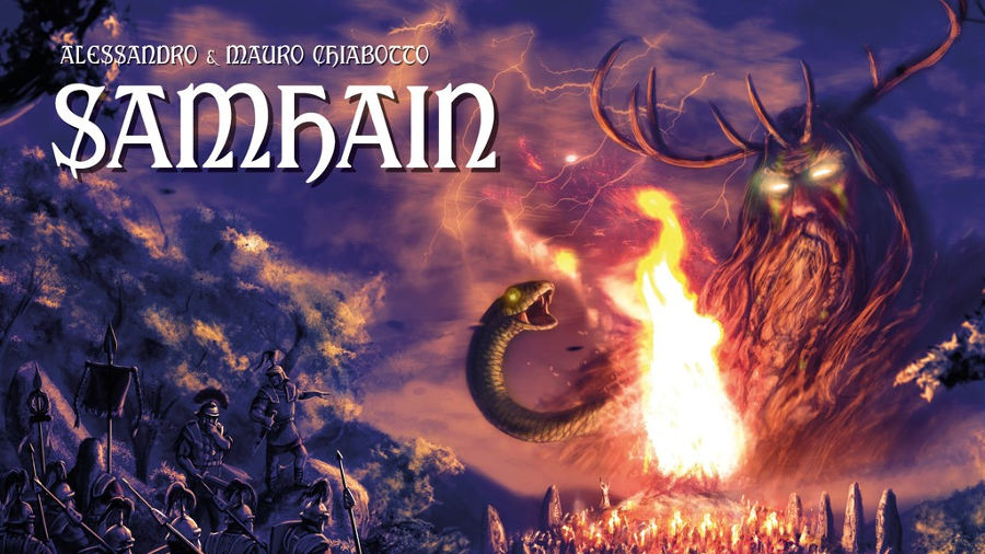 Anteprima: Samhain su Giochistarter