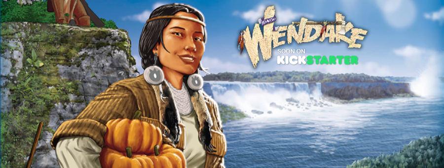 Arriva Wendake, tutti in riva ai Grandi Laghi! (e su Kickstarter)