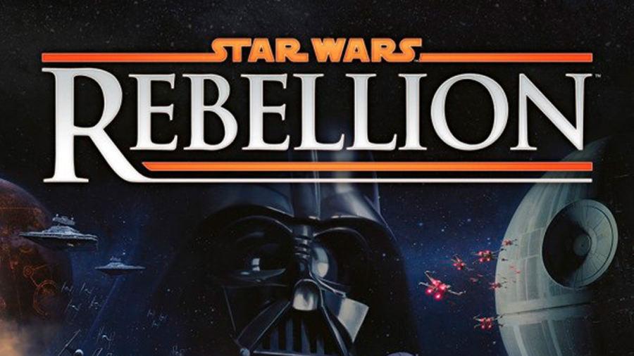 Star Wars Rebellion Vs Galactic Empire (Sottofondo Ludico)
