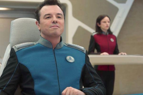 The Orville, un nuovo trailer per la risposta di Fox a Star Trek