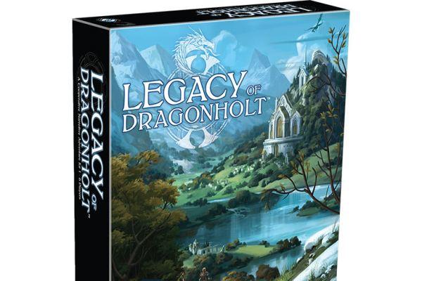Legacy of Dragonholt un gioco cooperativo di narrazione targato Fantasy Flight