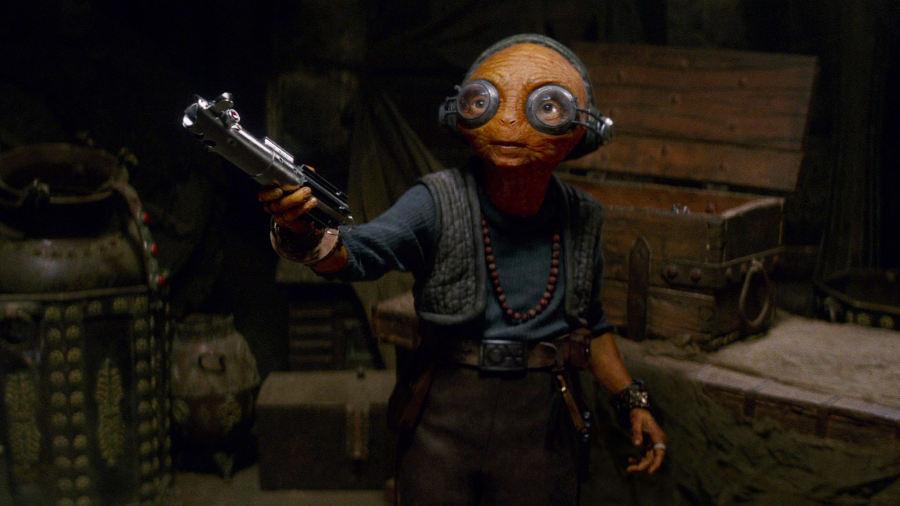 Star Wars – Maz Kanata: rivelato il suo ruolo ne Gli Ultimi Jedi?