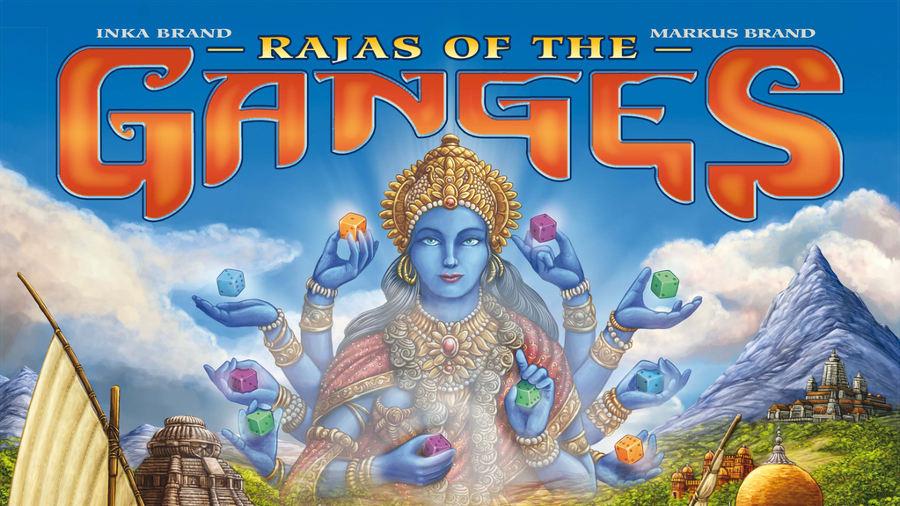 Anteprima: Ragià del Gange