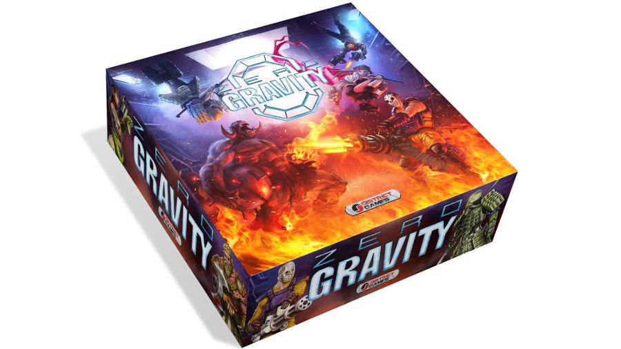 L'intervista: Zero Gravity di District Games