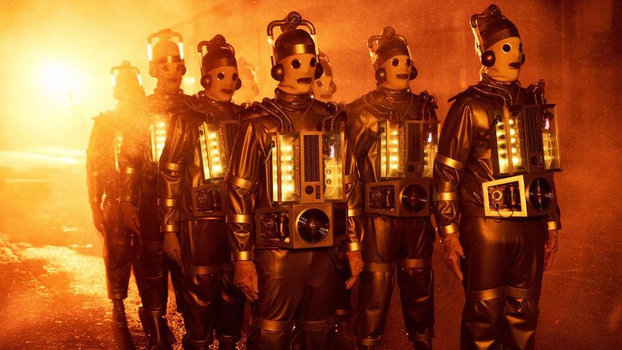 Doctor Who: la rimostranza di Peter Capaldi sul finale di stagione