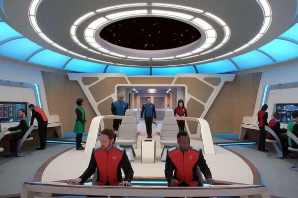 The Orville conta molto sui fan di Star Trek
