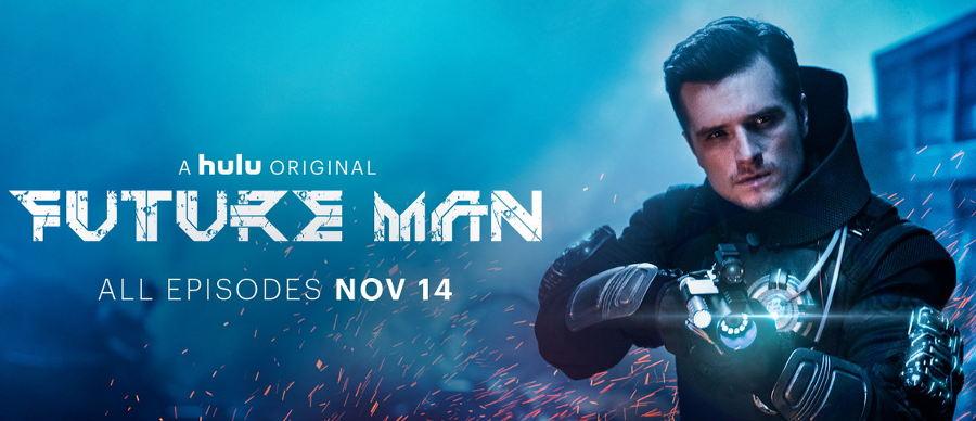 Future Man: il trailer della nuova spassosa serie sci-fi di Hulu