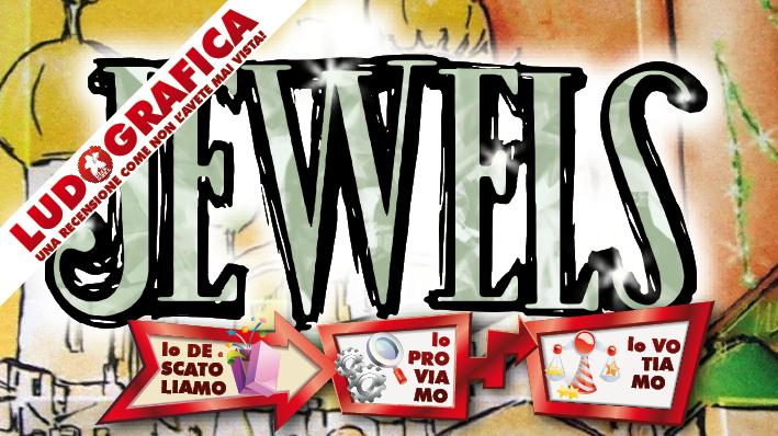 Ludografica: Jewels