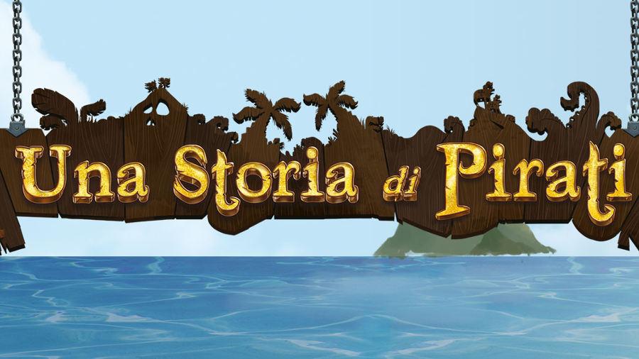 Lo spacciagiochi: Una storia di pirati