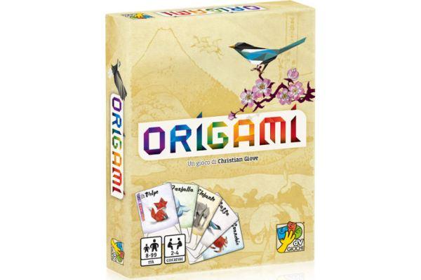 Lo spacciagiochi: Origami