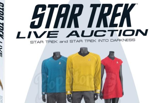All'asta costumi e oggetti di scena dai film Star Trek (2009) e Into Darkness