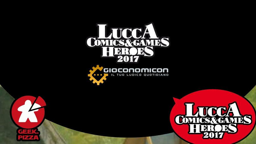 Riflessioni su Lucca Comics & Games 2017, la parola a Max di Gioconomicon