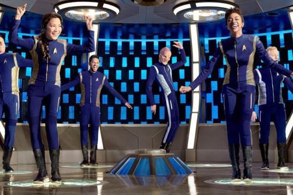 Lo staff di Star Trek: Discovery presto al lavoro sulla seconda stagione