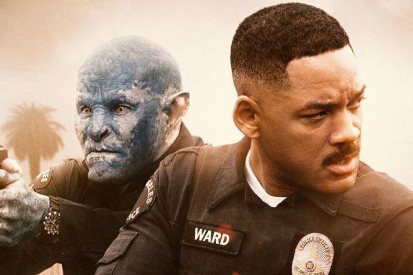 Bright: ecco il trailer del poliziesco fantasy con Will Smith