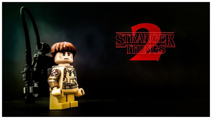 Ecco Lego Stranger Things 2