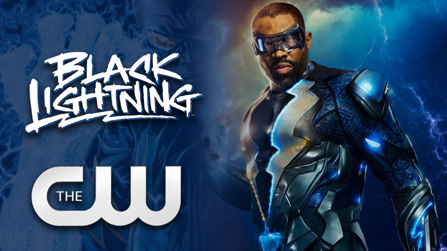 Un trailer di Natale per Black Lighting