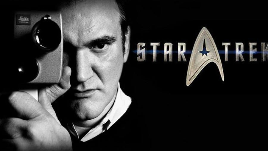 Quentin Tarantino e J.J. Abrams insieme per un film di Star Trek