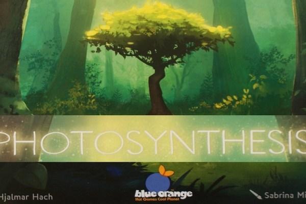 Il gioco sul comò – Photosynthesis