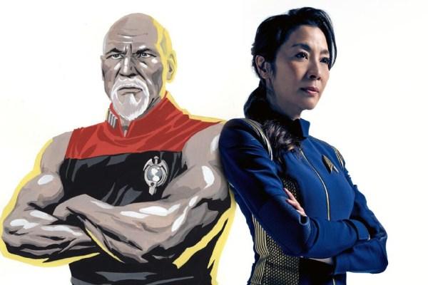 Star Trek Discovery e Mirror Broken in nomination per due prestigiosi premi
