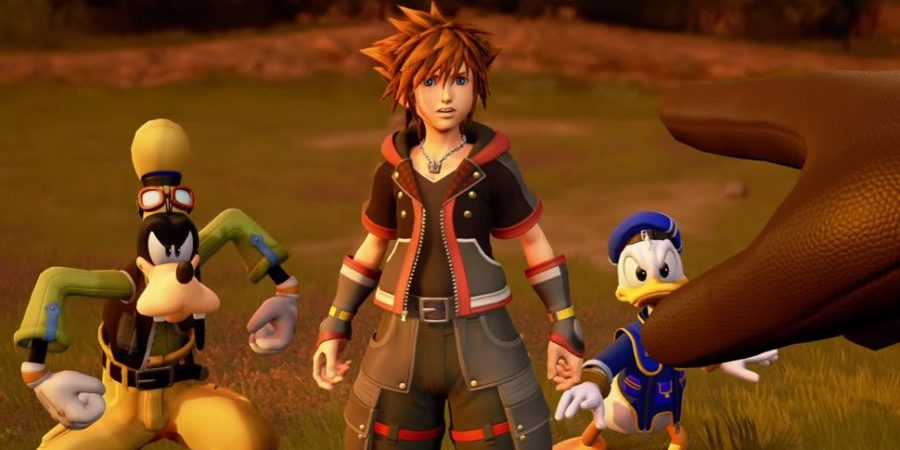 Kingdom Hearts III: il trailer