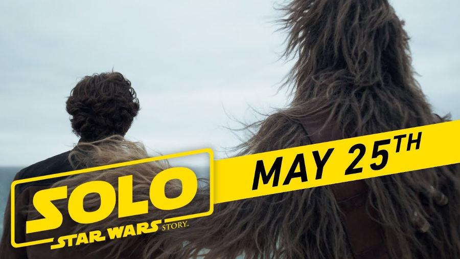 Solo: A Star Wars Story  – Il trailer