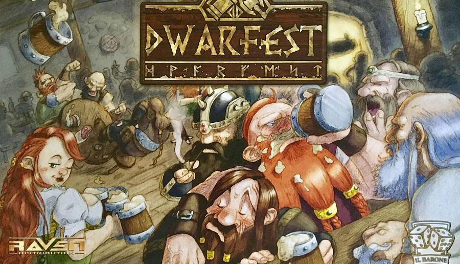 Il gioco sul comò – Dwarfest