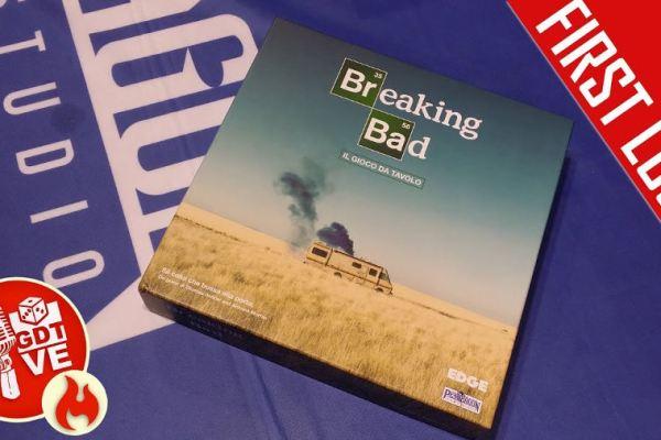 Anteprima: Breaking Bad – Il gioco da tavolo