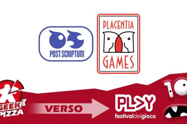 Verso Play 2018 – Post Scriptum / Placentia