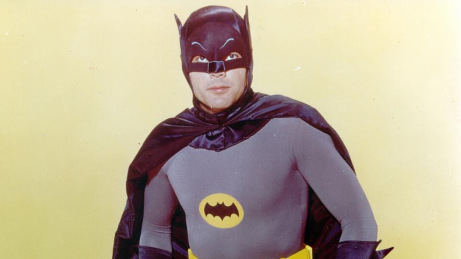 Riemerge dagli archivi U.K. un inedito Batman di Adam West