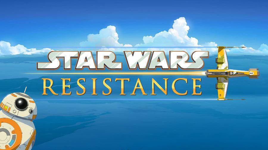 Star Wars: Resistance, il primo sguardo alla serie