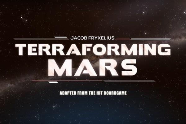 Rilasciato il teaser ufficiale di Terraforming Mars