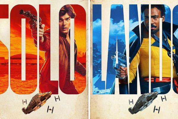Solo: nel nuovo spot Han e Lando si giocano il Falcon a Sabacc