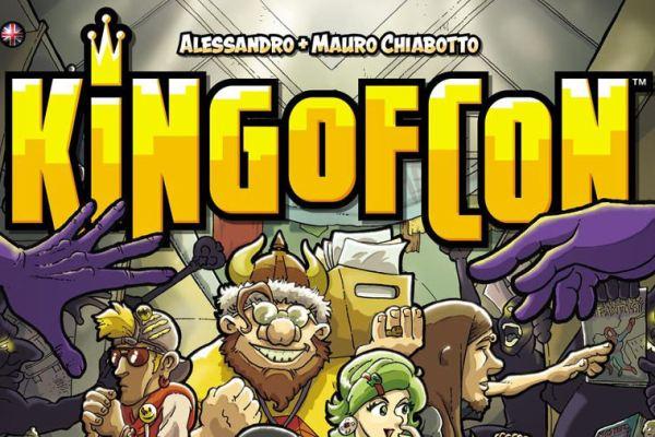 Anteprima: King of Con su Kickstarter