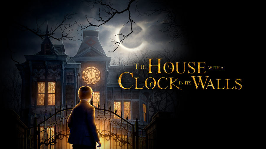 The House With a Clock in Its Walls (Il mistero della casa del tempo), un trailer pieno di magia e mostri