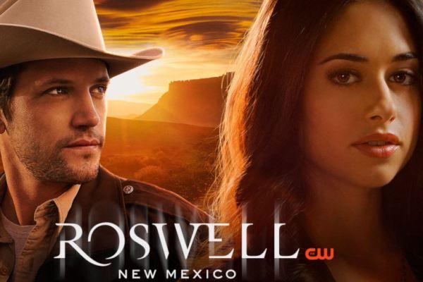 Liz e Max 10 anni dopo, ecco il trailer della nuova Roswell