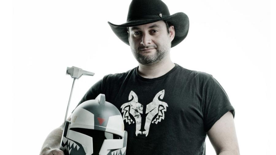 Dave Filoni raccoglie il testimone di George Lucas come mentore di Star Wars