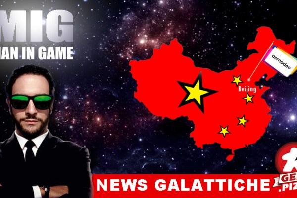 Asmodee compra un distributore in Cina