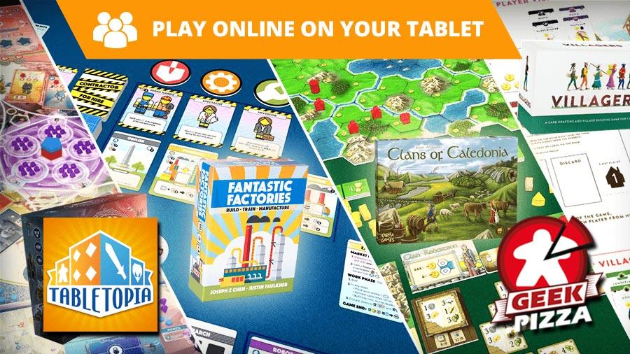 Tabletopia sbarca anche su mobile