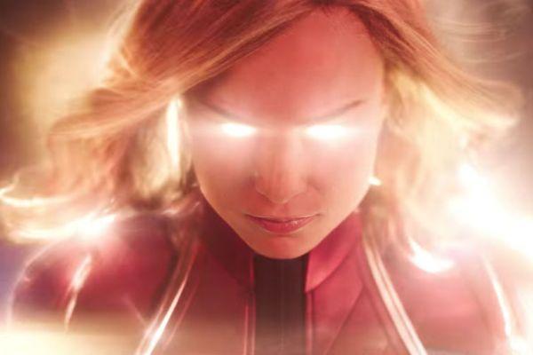 Captain Marvel: finalmente il primo trailer ufficiale