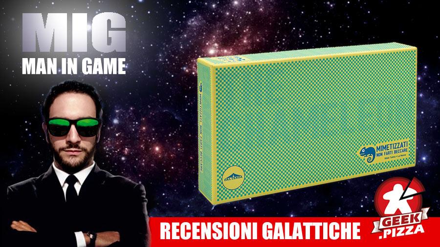 MIG Recensioni Galattiche: The Chameleon